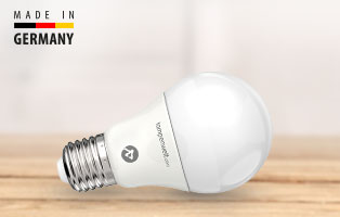 LED-lampor Made in Germany